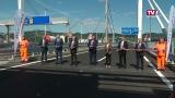 A7-Bypassbrücken sind fertig