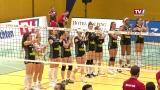 Volleyball und Stahl