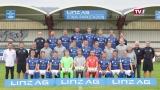Erstes Saisonheimspiel für  FC Blau Weiß Linz