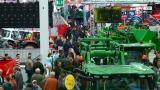 AGRARIA 2016 –  Österreichische Leitmesse für Landtechnik und Tierzucht