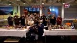 LEGO-Weltrekordversuch auf 200m-langer-Kugelbahn