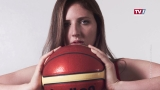 Sarah Sagerer ist Basketballprofi in Spanien