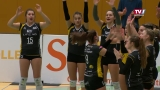 Steelvolleys Linz-Steg vs. SG Sportunion Bisamberg/Hollabrunn