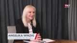 Angelika Winzig im Gespräch