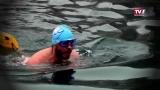 Eisschwimmer Robert Lenzbauer