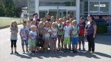 Kinder machen Fernsehen – Ferienspaß Wolfsegg zu Besuch im BTV Studio
