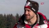 Daniel Hemetsberger tankt in der Heimat Kraft für den Saisonendspurt
