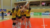 Austrian Volley Cup Finale: UVC Graz vs. STEELVOLLEYS Linz-Steg