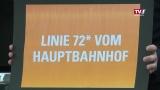 Ausbau der Schnellbuslinie 72