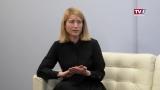Talk mit LH-Stv. Christine Haberlander