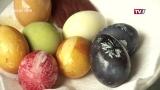 Wie früher - Eierfärben mit Naturfarben