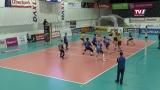 UVC Weberzeile Ried  gegen TJ Sokol Wien um Rang 5