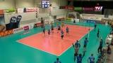 Volleyball Bundesliga - 3. Spiel um Platz 5: UVC Weberzeile Ried vs. Sokol Wien