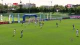 FB: 2. Liga: FC Blau Weiss Linz vs. Young Violets Austria Wien