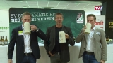 Neuer Bier-Sponsor bei der SV Guntamatic Ried