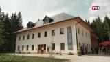 Eröffnung des neuen Gebäudes der Konrad Lorenz Forschungsstelle in Grünau