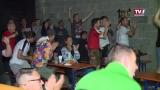 Immer wieder Österreich! Public Viewing im Rohbau Mehrnbach