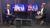 Immobilienexperte Herbert Walzhofer im TV1 Talk-Studio