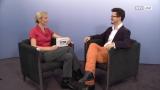 Sabine Lindorfer im Gespräch mit Lorenz Cuturi