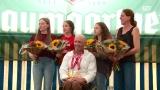 Willkommen Zuhause - Olympiasieger Walter Ablinger