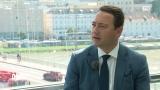 OÖN-Talk: Manfred Haimbuchner