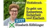 Wahlbeitrag // Elisabeth Kölblinger