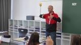 Hans Grugger: Von der Streif ins Lehrerzimmer