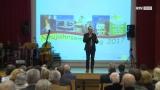 Ein interessanter Abend mit einem großartigen Ausblick in die Zukunft: Bürgermeisterempfang in Scharnstein
