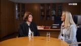 Neue Rieder Bezirkshauptfrau im Gespräch