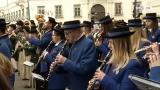 Musikverein Peuerbach live am Wiener Heldenplatz - Angelobung Bundespräsident Van der Bellen