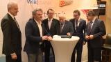 Die VKB-Bank lud zusammen mit den OÖ-Nachrichten zum Vortrag