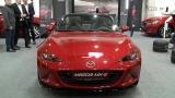 Mazda Steckbauer und Haselmaier auf der Automesse Ried
