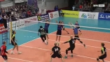 Volleyball: Unteres Play-Off: UVC Weberzeile Ried – Supervolley OÖ