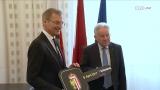 FPÖ, SPÖ und Grüne über den neuen Landeshauptmann