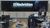 OÖN Newsroom - Ankunft und Aufbruch