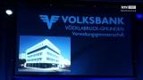 Mitgliederversammlung der Volksbank Vöcklabruck-Gmunden im Stadtsaal