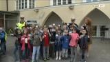 Ein Vormittag mit der Kinderpolizei in der VS Eferding-Nord