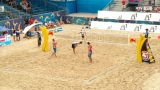 Beachvolleyballturnier in Klagenfurt