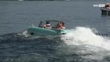 57. Schwimmwagentreffen am Traunsee