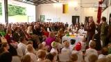 Eröffnung des neuen Feuerwehrdepots und des Kindergartens Reindlmühl