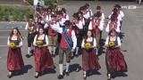 Großer Aufmarsch beim Bezirksmusikfest Eferding