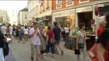 Sommerfest in der Linzer Herrenstraße