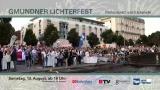 BREAKING NEWS LICHTERFEST VERSCHOBEN