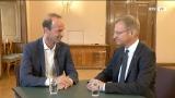 Oberösterreich im Fokus - Gespräch mit Landeshauptmann Mag. Thomas Stelzer TEIL 1