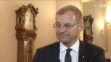 Oberösterreich im Fokus - Gespräch mit Thomas Stelzer