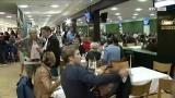 OÖ Derby im VIP-Raum der SV Ried
