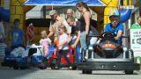 Brumm Brumm - so macht Autofahren Spaß! Neues Zuhause für die Kinderwerkstatt Grieskirchen