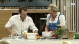 Live Cooking  in der Weberzeile mit Elfriede Schachinger