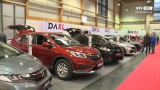 Daxl auf der Automesse Ried