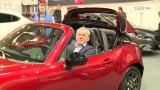 Mazda Steckbauer & Haselmaier auf der Automesse Ried